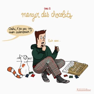 calendrier-avent-jour-2-manger-chocolat-2020-by-Drawingsandthings