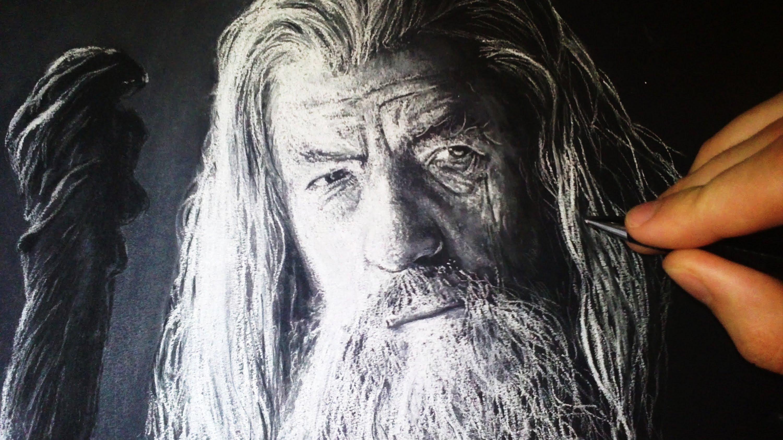 Gandalf Drawing Best