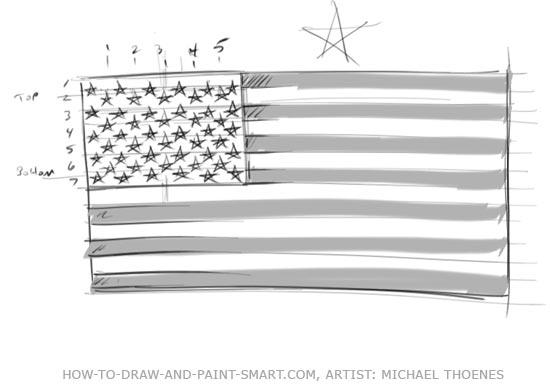 American Flag Graphics