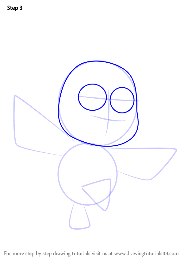 Learn How To Draw Harry From Pororo The Little Penguin