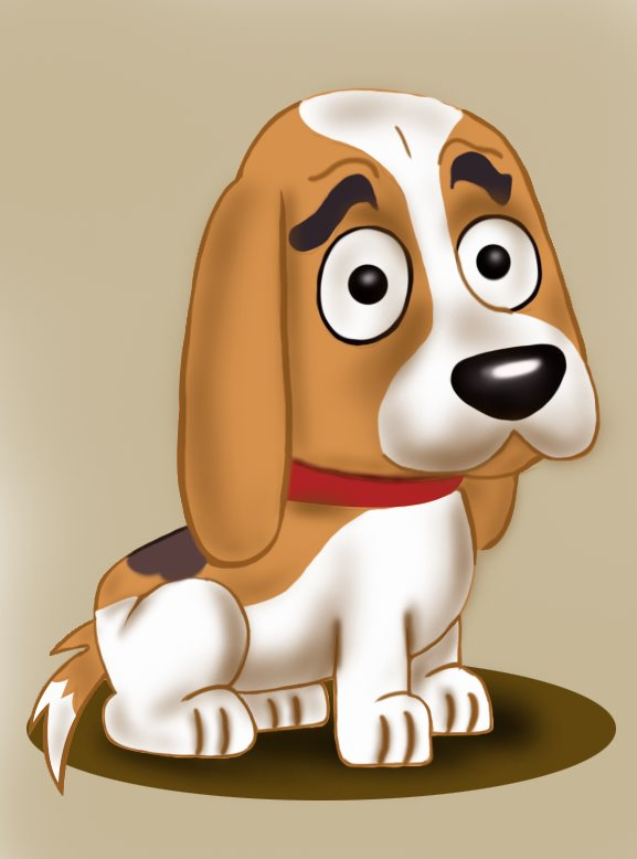 Learn How To Draw Millard From Pound Puppies Pound