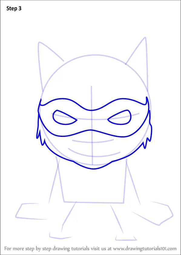 Wolf Pencil Cartoon Drawings