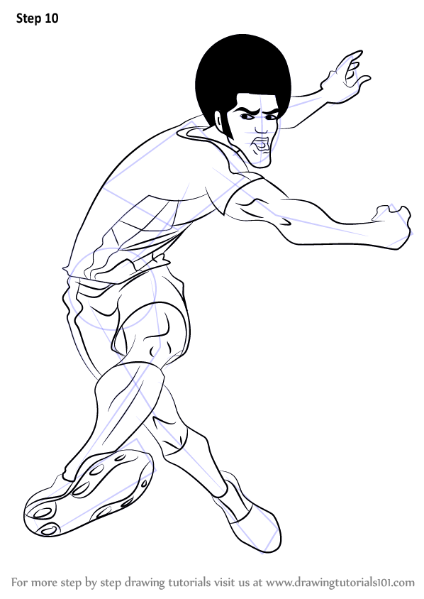 Learn How To Draw Cool Joe From Supa Strikas Supa Strikas