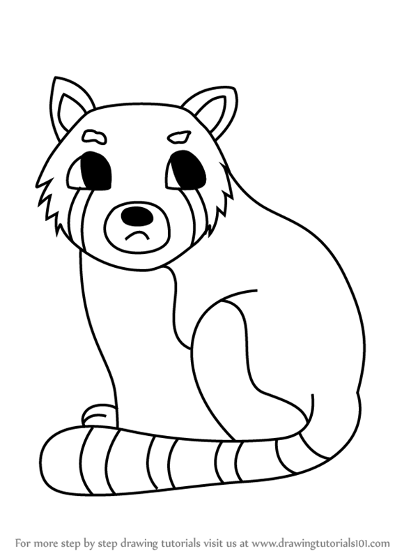Pandacorn Pages Printable Coloring Pages