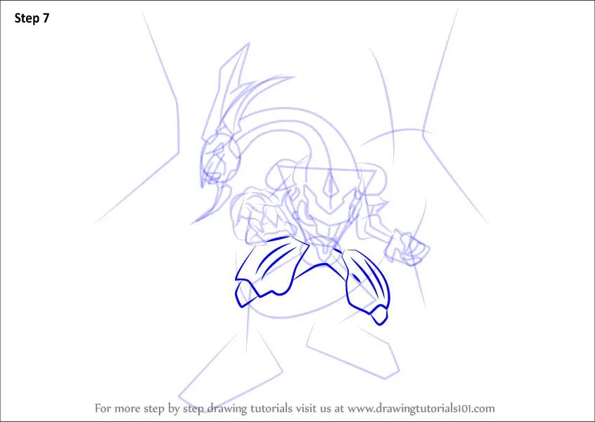 Pencil Drawings Venom
