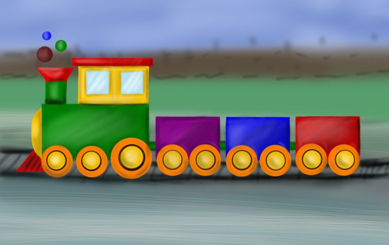 Learn How To Draw A Train For Kids Trains Step By Step Drawing Tutorials
