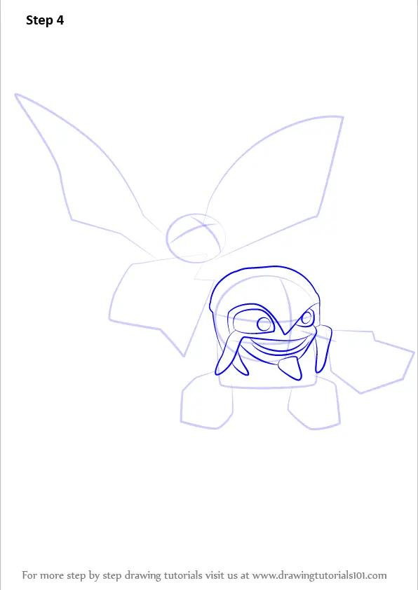 Easy Draw Skylanders