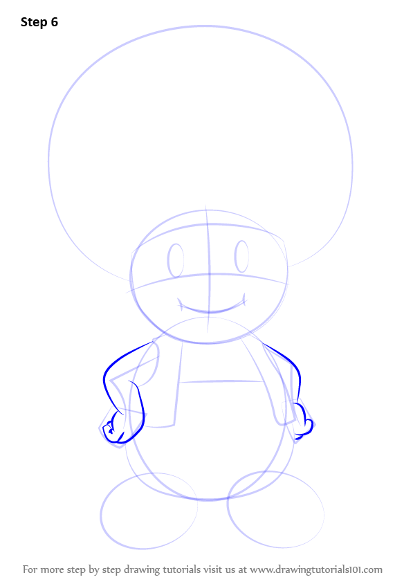 Piranha Mario Drawing Plant Super