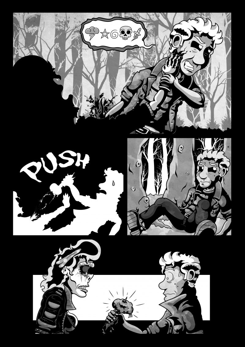 Silent Night Page 18