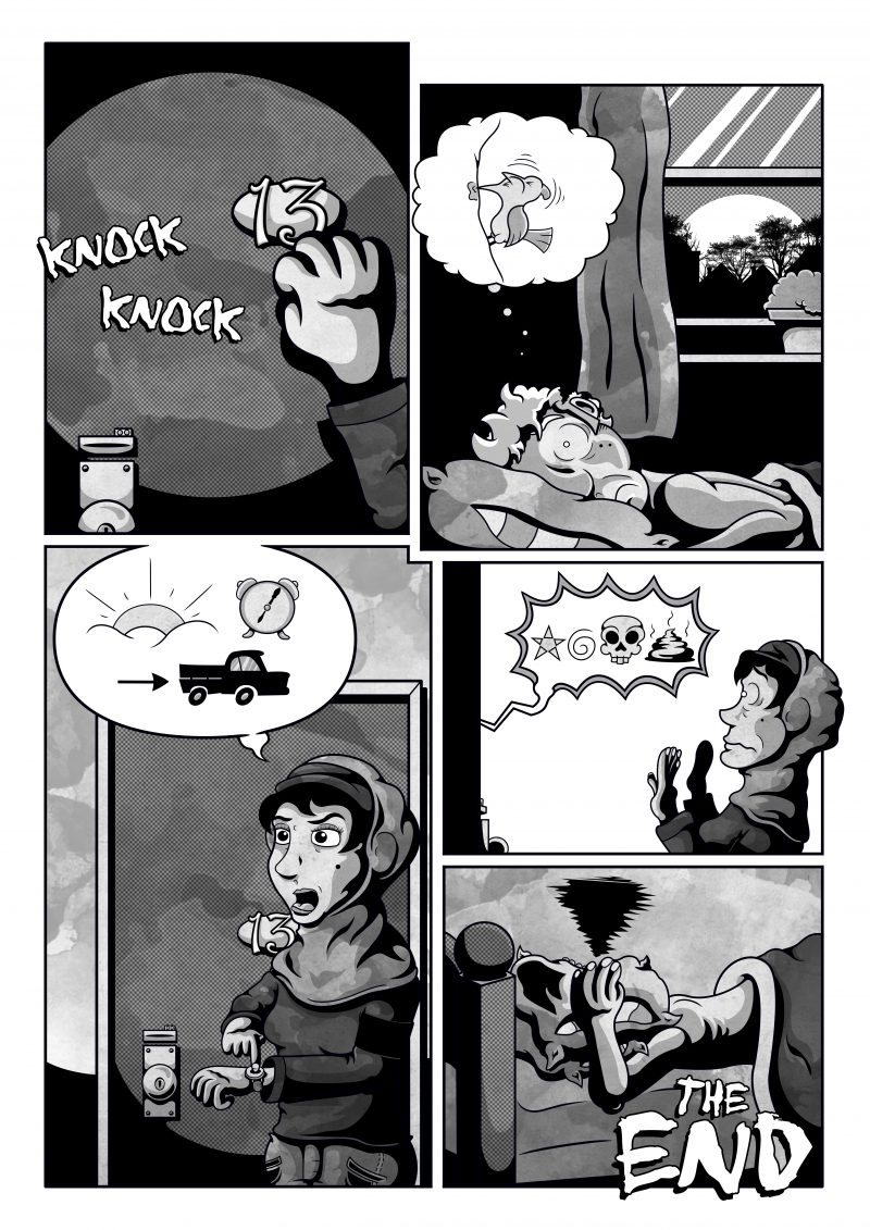 Silent Night Page 21