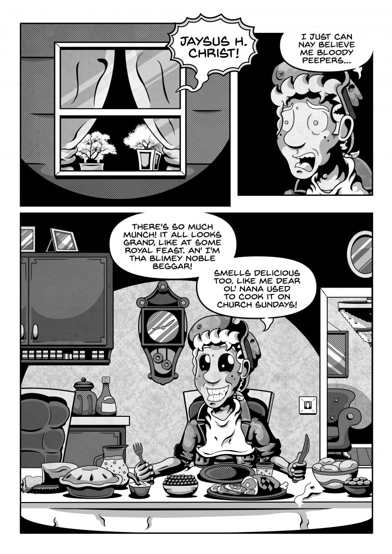 Lonesome Ghost Page 06