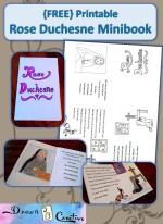 Rose Duchesne Badge