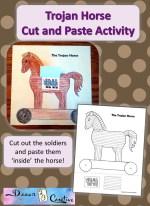 Trojan Horse Badge