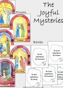 Joyful Mysteries Picture