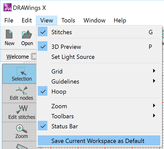 WINGS DRAWINGS X (10) PRO Software