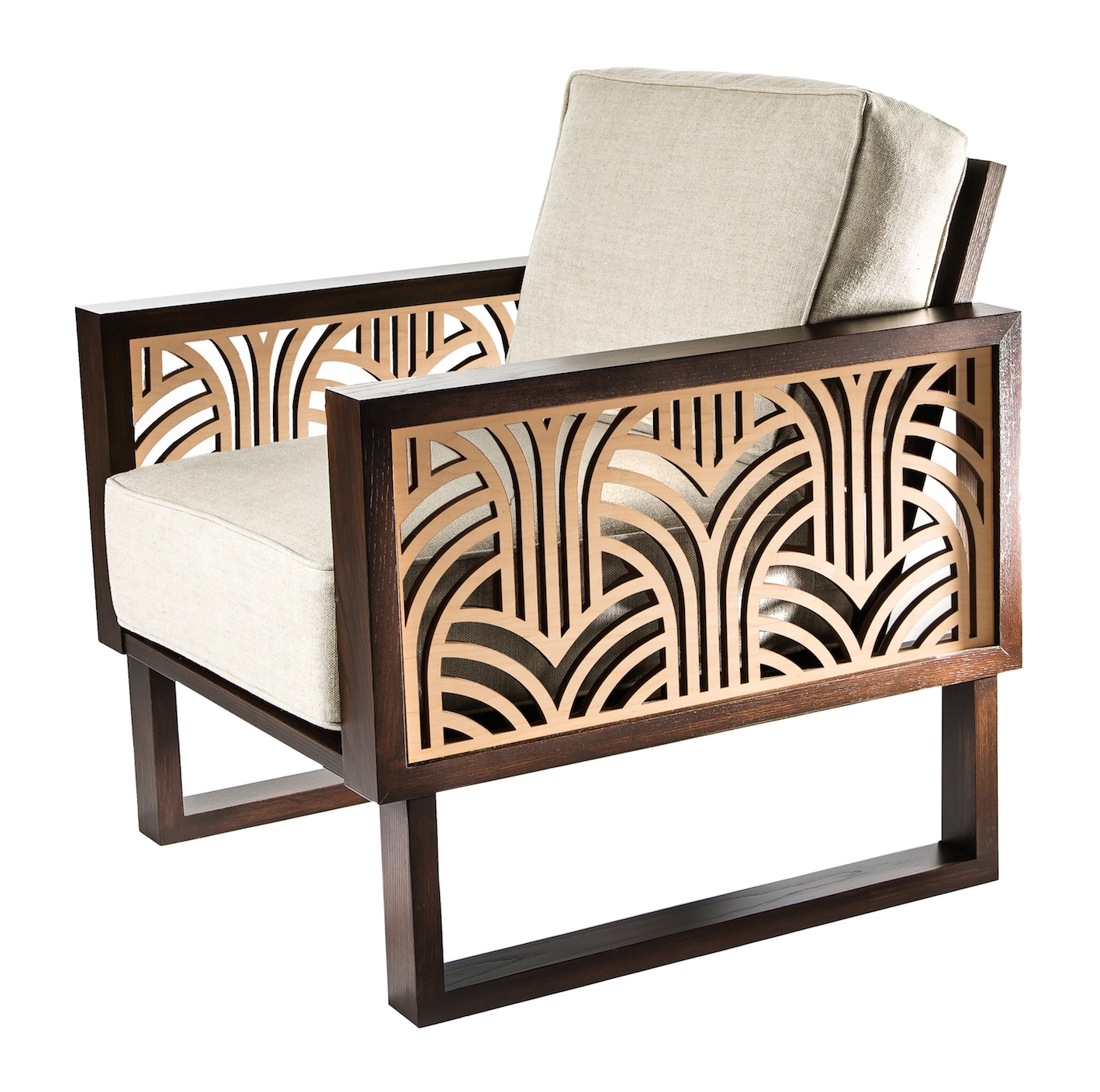 Gallery Of Art Deco Sofas View 14 Of 20 Photos