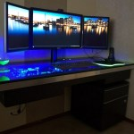 Photo Gallery Of Computer Desks For Gamers Showing 18 Of 20 Photos