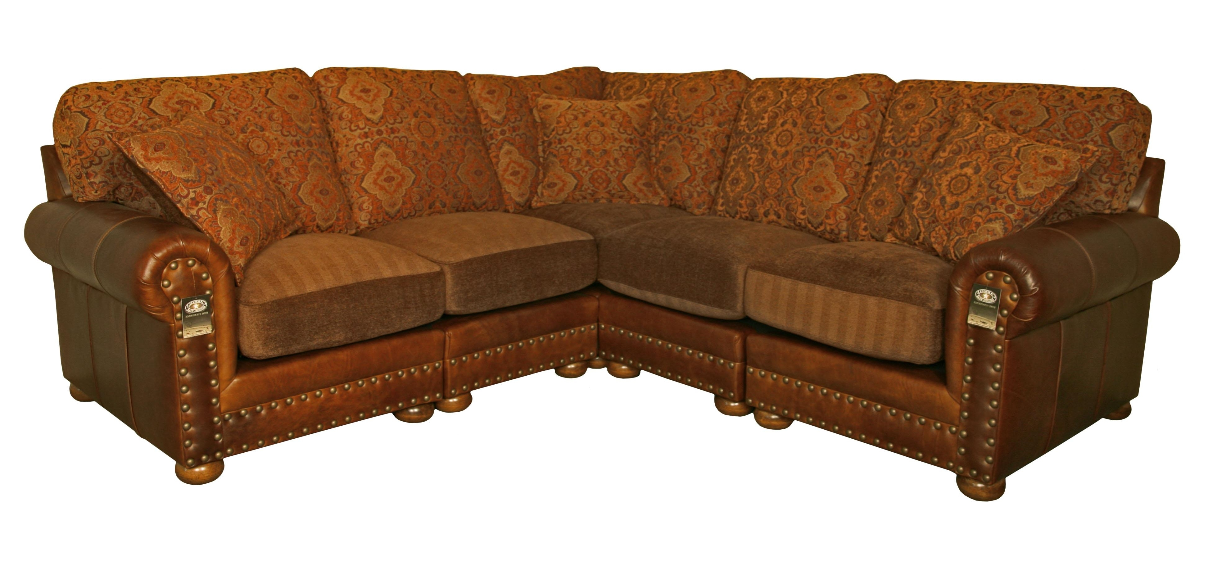 gallery of leather and cloth sofas