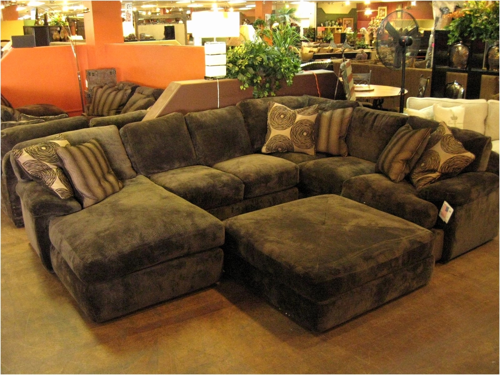 gallery of deep seating sectional sofas