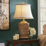 20 Collection Of Living Room Table Lamp Shades