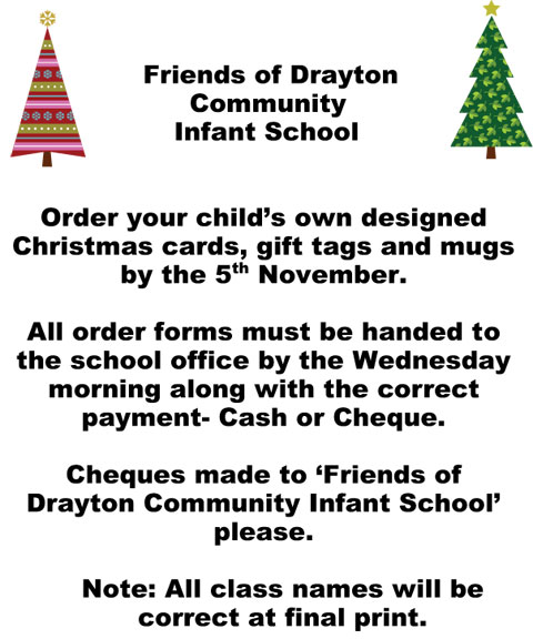 Christmas Cards from your Child's Design