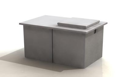 1140 ltr water tank