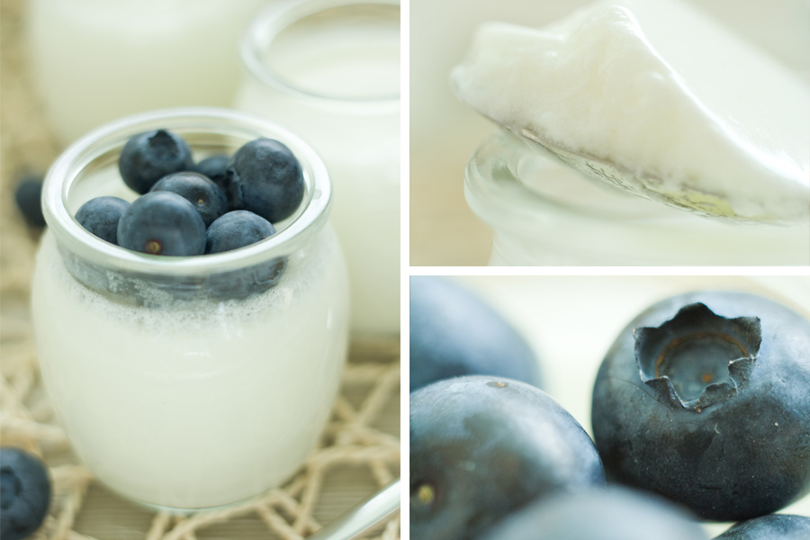 Full-Fat Yogurt Recipe with Seeds & Berries
