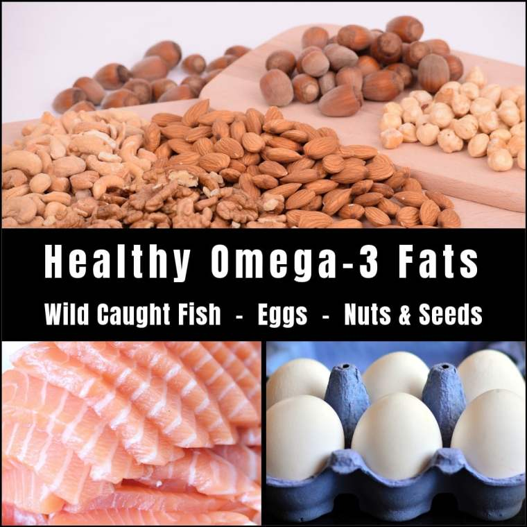 Type 3 Diabetes - Healthy Fats