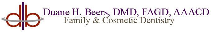 dr beers long logo