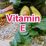 Vitamin E ke benefits(Fayde), Source(Srot) or Defiencey(Kami) in Hindi