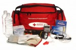 "Emergency Preparedness ""ready to go"" kit"