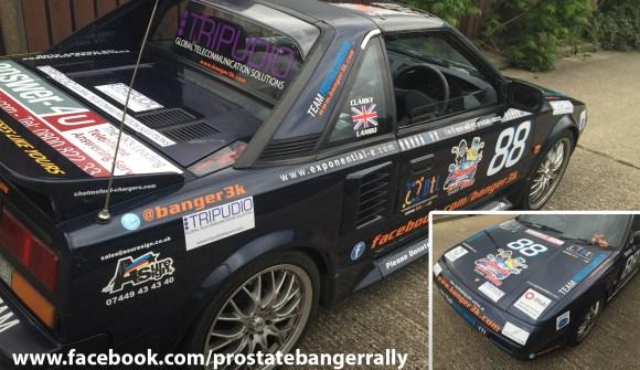 Banger 3K Car