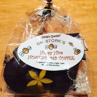 Dr. Stork's Happy Hive Honey Chocolates