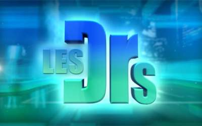 """Dr. Brutus invited to the """"Les Docteurs"""" TV show"""