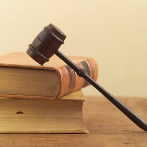 Laws and Gavel