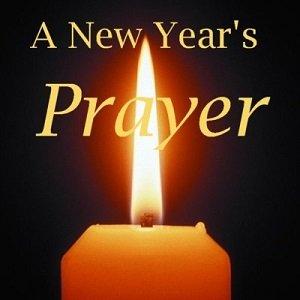 New Year's Prayer