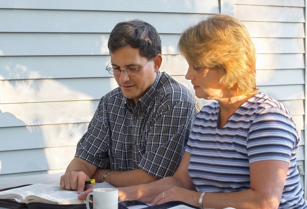 How to Have a Spiritual Conversation with Your Spouse