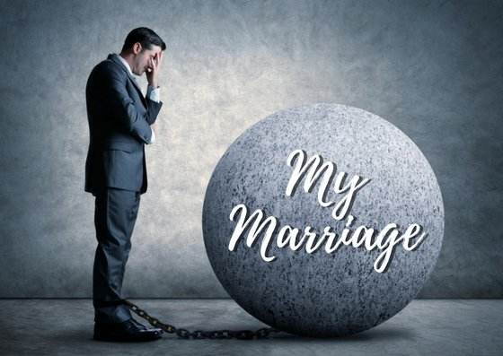 You're NOT Stuck in this Marriage