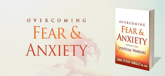 Overcoming Fear and Anxiety Header