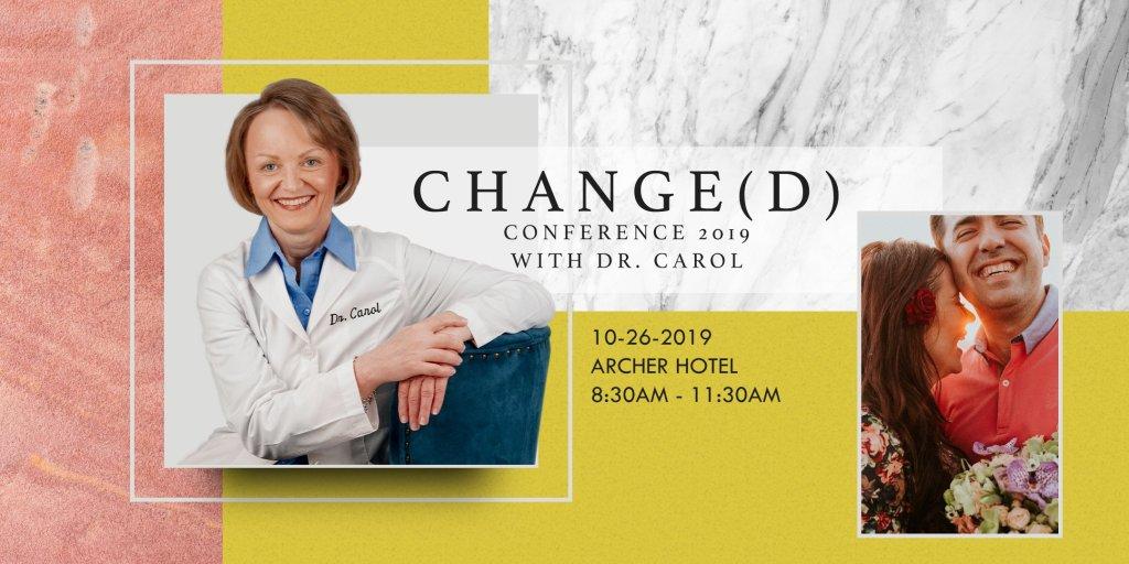 Change(d) Conference 2019