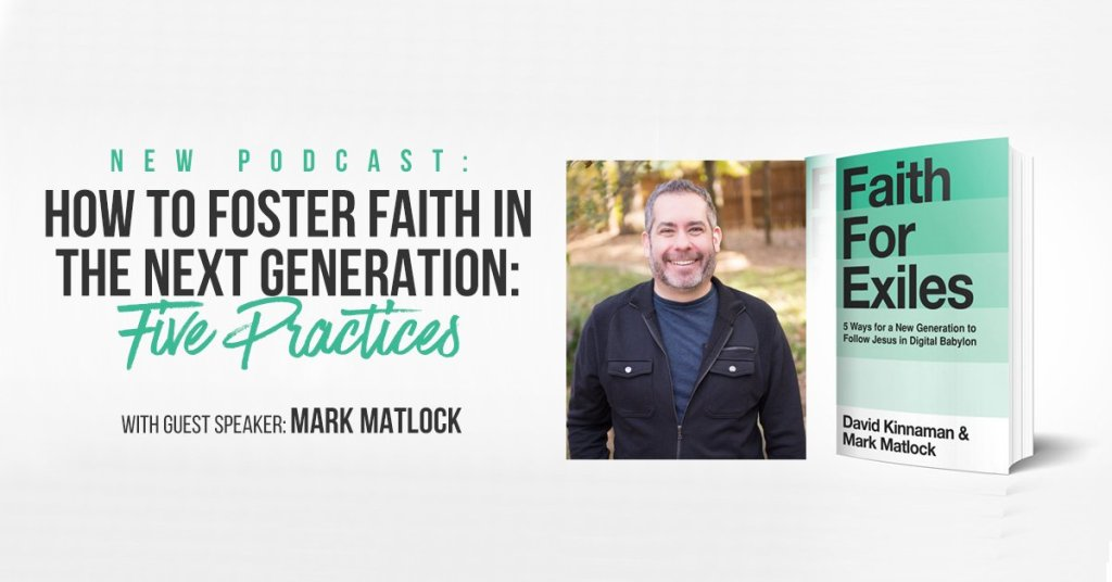Five Ways to Foster Faith in the Next Generation