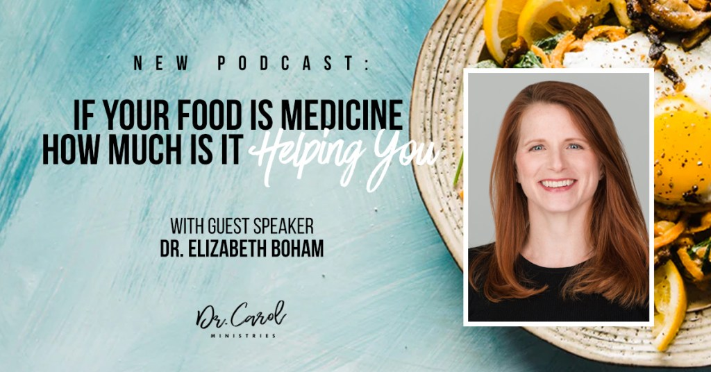 If Your Food is Medicine, How Much Is It Helping You?