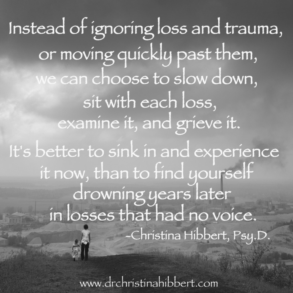 Understanding Amp Coping With Loss And Trauma