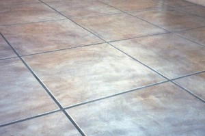 Flower Mound tile and grout cleaner