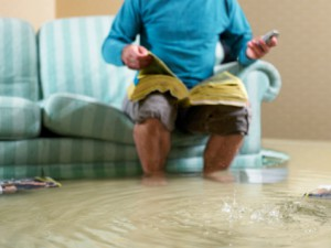 water damage restoration in Plano