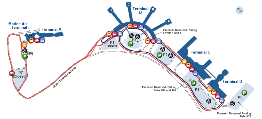 New York Lga Airport Map Centurion Lounge – New York LaGuardia Airport – sevenR