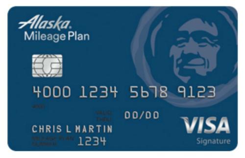 Alaska Credit Card Login >> Alaska Airlines Visa Signature Card No Brainer Sevenr
