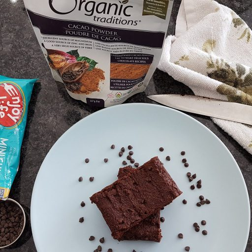 mochaccino brownies
