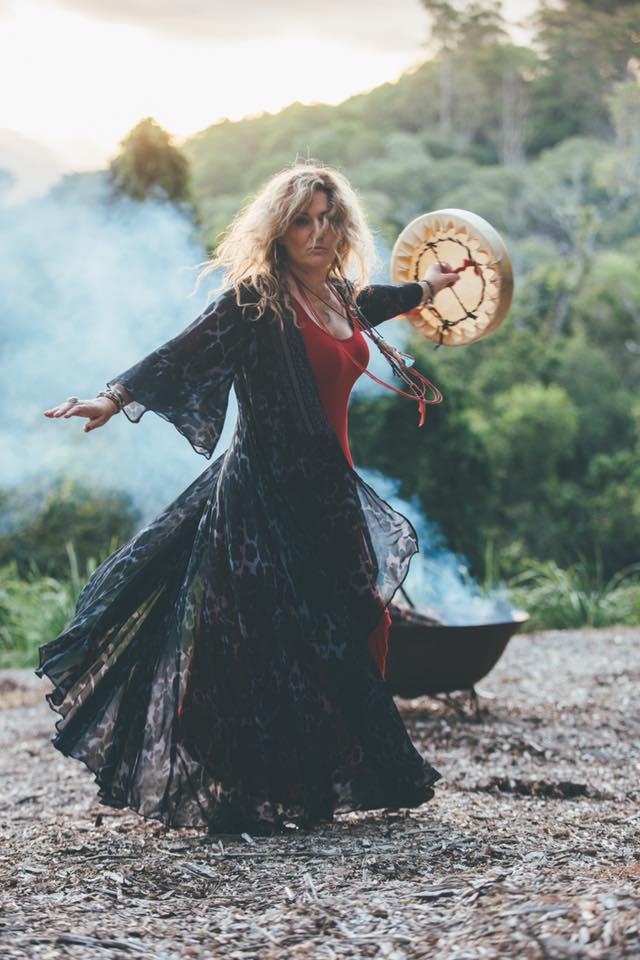 Danielle Arabena Drum Dance