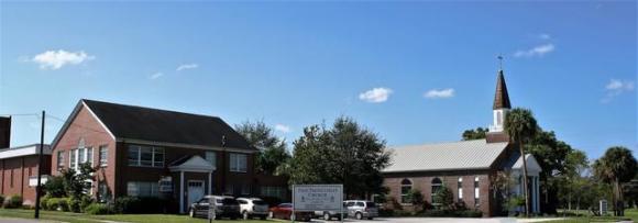 First Presbyterian Church wedding Venue in Desoto County - Arcadia, FL.
